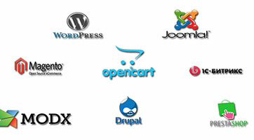 Overview of free CMS for website. Analysis and comparison of CMS for website